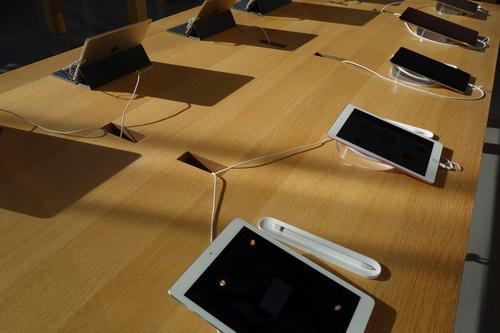 iPad Pro の群れ