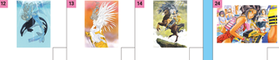【展示作品公開!】開催まであと2週間! 画展『藤島康介デビュー30周年記念自選画展 僕と彼女と乗り物と。』続報!!